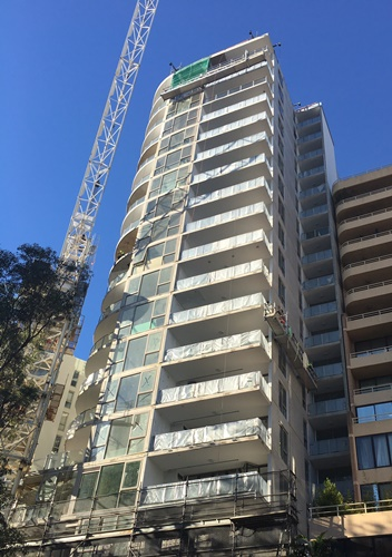 Bondi Junction Project