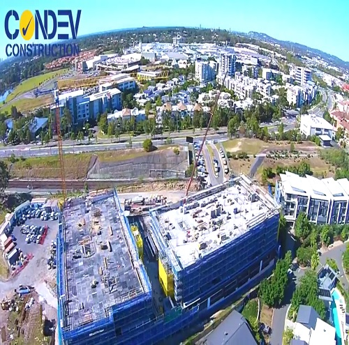 Cambridge Residences Construction Progress