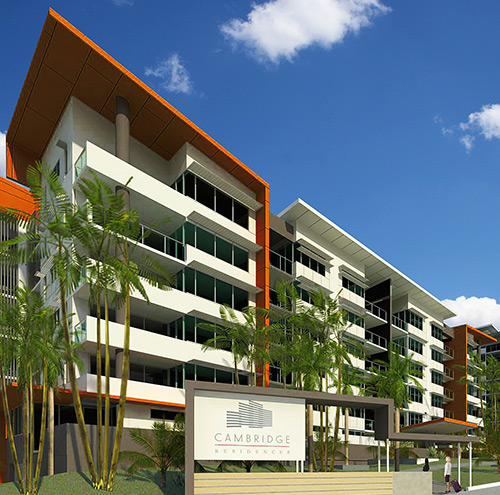 Cambridge Residences DA Approved